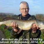 brochet St Omer