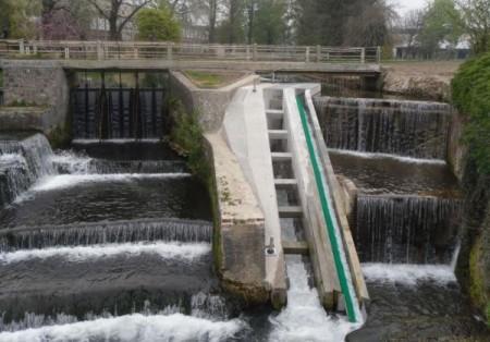 Passe à poissons auchy-lès-Hesdin / continuité écologique